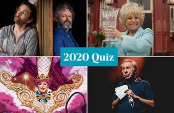 Richard Jordan's theatre quiz of the year 2020