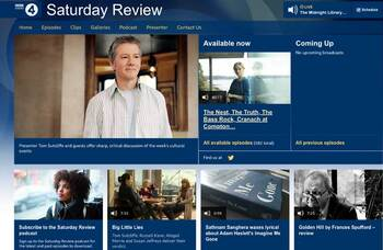 BBC cancels Radio 4 Saturday Review