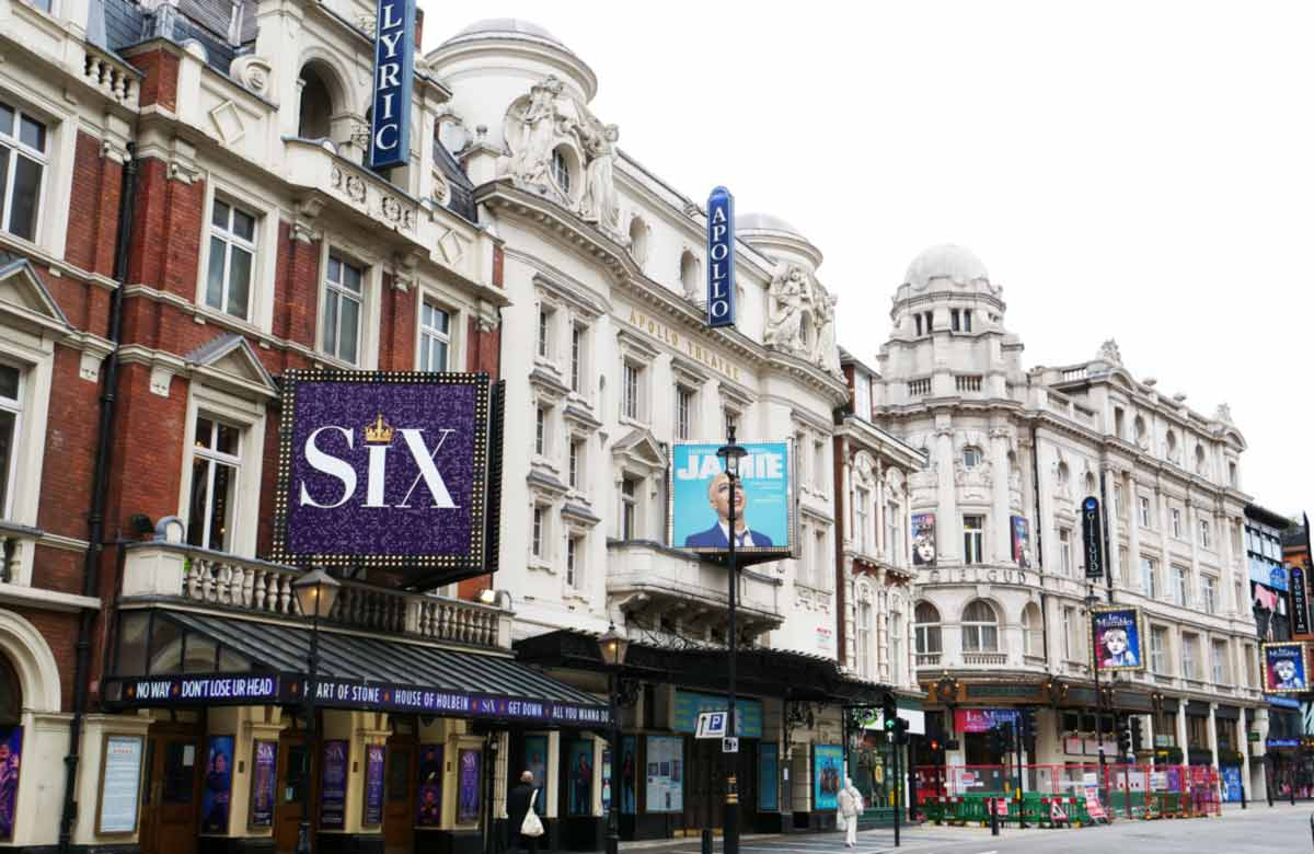 The government's inconsistent actions have failed the theatre industry