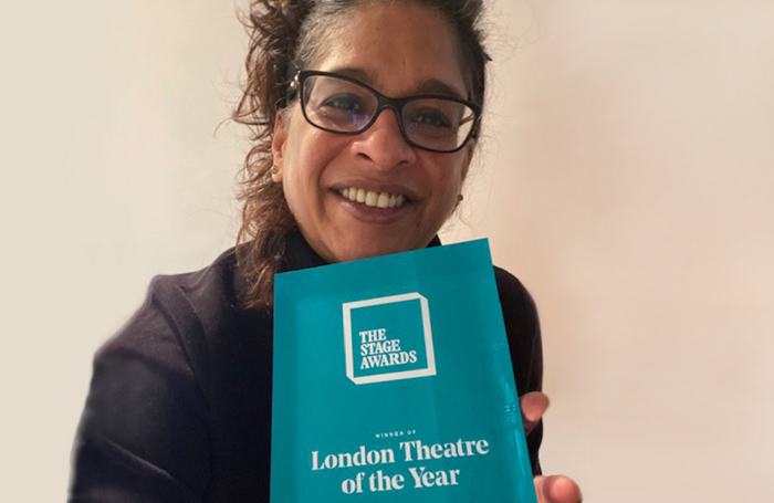 Kiln Theatre artistic director Indhu Rubasingham