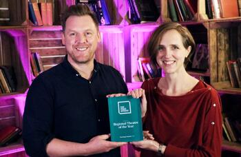 The Stage Awards winners 2021: Theatr Clwyd, regional theatre of the year