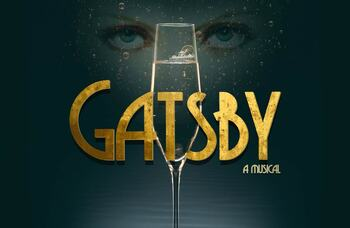 Ross William Wild and Charlotte Wakefield to star in digital concert version of Gatsby