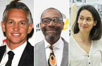Quotes of the Week, January 13: Gary Lineker, Lenny Henry, Sian Clifford