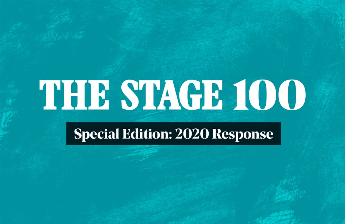 The Stage 100: Celebrating theatre's exceptional figures in a year like no other