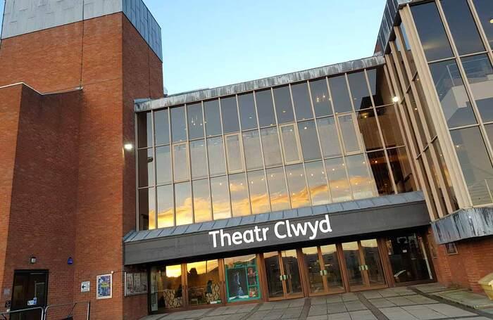 Theatr Clwyd exterior