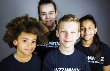Win free training at Razzamataz with The Stage Scholarships