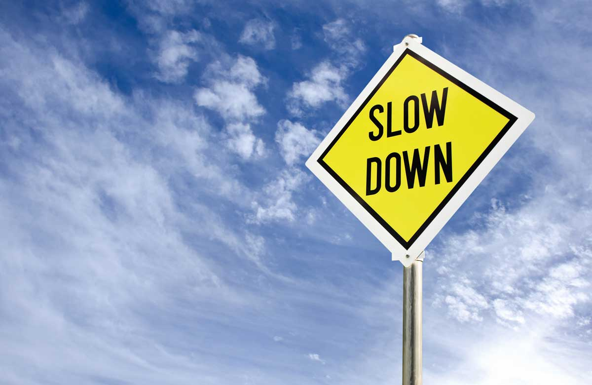Embracing slowness would make theatre more thoughtful and inclusive