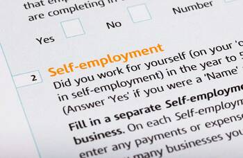 Waive tax bill for the self-employed – your views, January 6