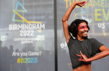 £6m awarded to Birmingham 2022 Commonwealth Games cultural festival