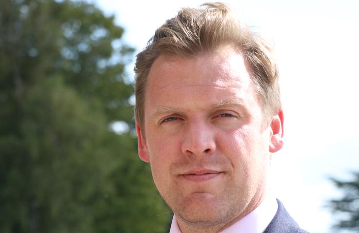 Theatr Clwyd's Liam Evans-Ford appointed chair of development agency Creu Cymru