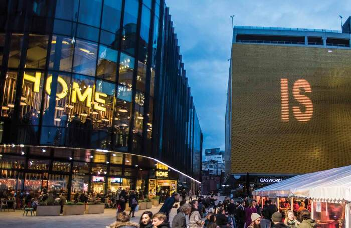 Manchester's Home announces return to live theatre with 30-show season