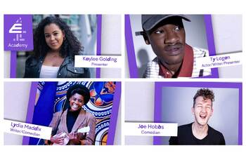 E4 announces winners of inaugural talent development scheme