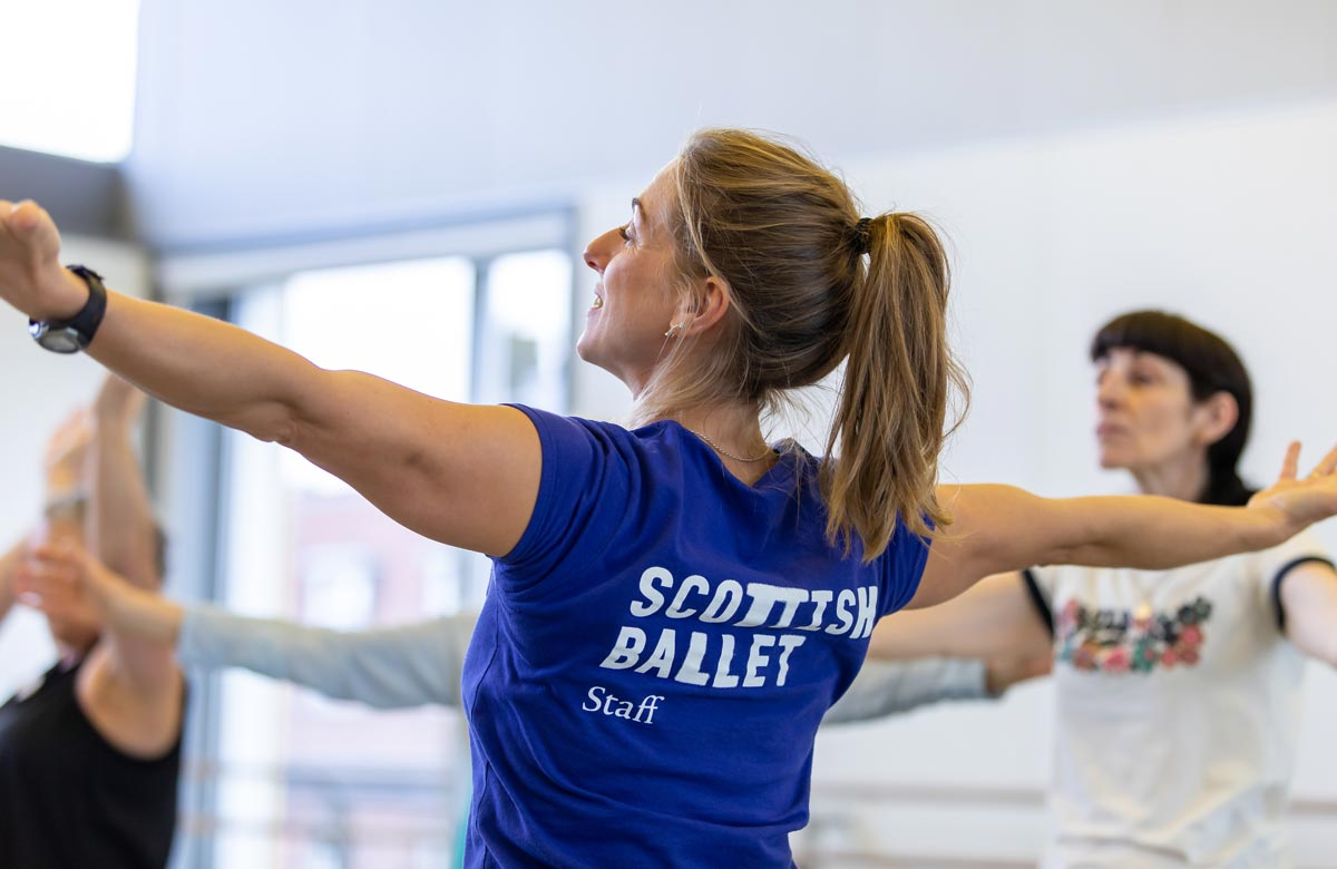 Scottish Ballet bolsters digital health and well-being work