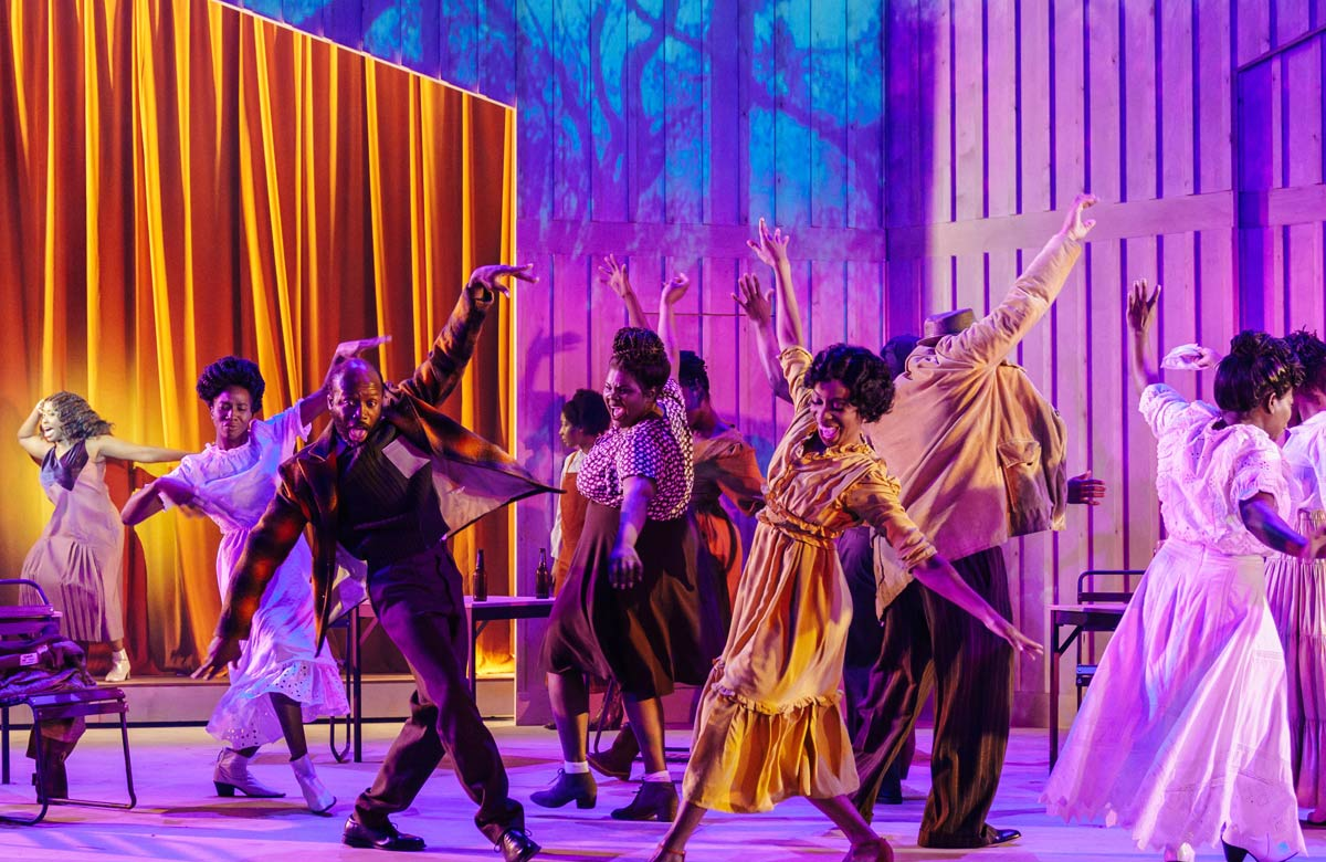 The Colour Purple concert to be streamed from Curve in Leicester