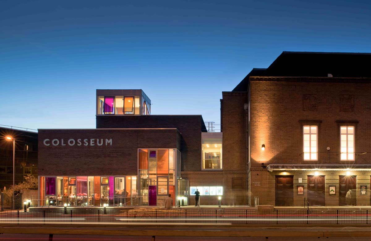 Watford Colosseum to undergo £5m refurb to secure future