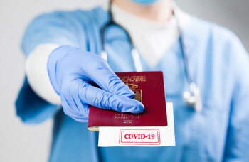 Returning to normality is a long way off, but vaccine passports could help