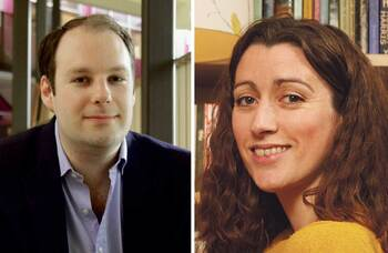 James Dacre and Kate McGrath: Without action to underwrite risk, touring faces a precarious future