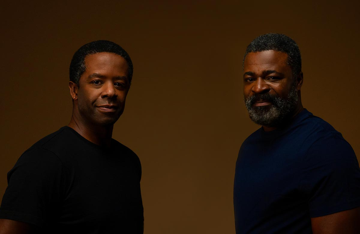 Almeida to live-stream Hymn starring Adrian Lester and Danny Sapani