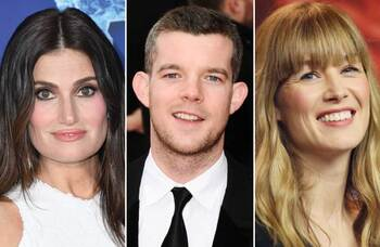 Quotes of the Week, February 10: Idina Menzel, Russell Tovey, Rosamund Pike and more