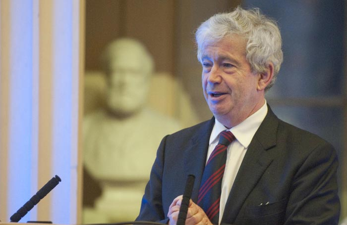 Timothy O'Shea to step down as Edinburgh Festival Fringe Society chair