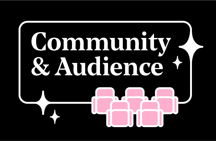 Community & Audience