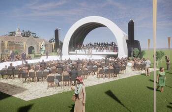 Nevill Holt Opera plans outdoor stage for 2021 festival