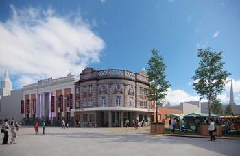 New arts venue in Worcester part of £29m city centre redevelopment