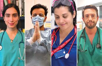 One year on: How have theatre workers on the NHS front line coped?