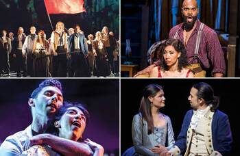 The BBC's 'greatest songs from musicals' poll contained some telling omissions