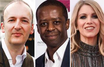 Quotes of the Week, February 17: Julian Bird, Adrian Lester, Rachel Parris and more
