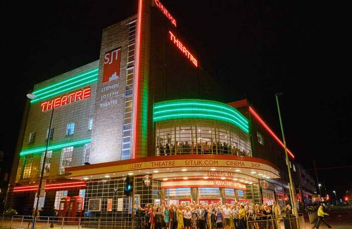 The Stephen Joseph Theatre. Photo: Tony Bartholomew