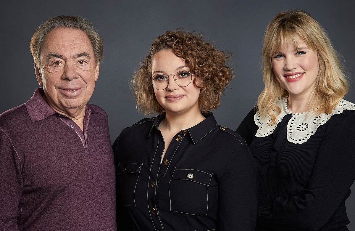 Andrew Lloyd Webber: 'I want to lead the way and get major musicals back open'