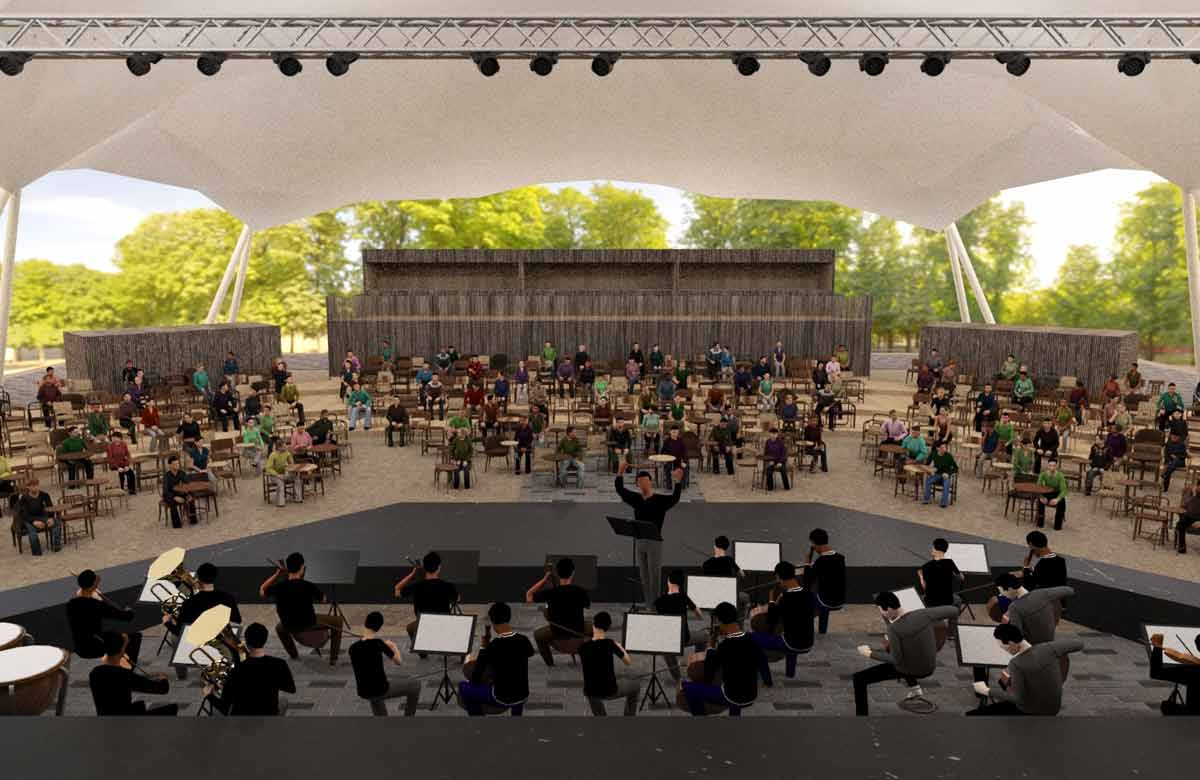 Opera Holland Park unveils 2021 season with capacity reduced by 60%