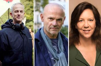 Ringside Studios joins forces with Dominic Cooke and Kate Horton's Fictionhouse