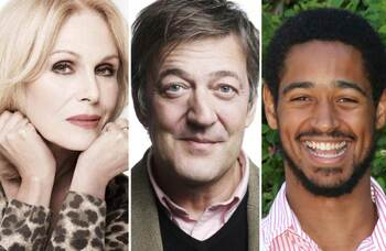 David Benedict: Online Dorian with Stephen Fry and Joanna Lumley could be Wilde