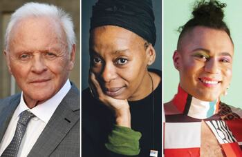 Quotes of the Week, March 3: Anthony Hopkins, Noma Dumezweni, Travis Alabanza and more