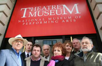 Is history repeating itself with the V&A and the Theatre Museum collection?