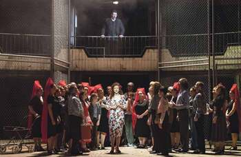 Shows, interrupted: Carmen by Welsh National Opera – 'we hadn't realised how quickly the tour would be over'