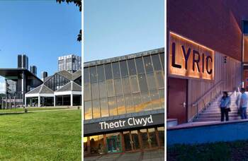 Covid-19 a year on: How have theatres fared in Scotland, Wales and Northern Ireland?