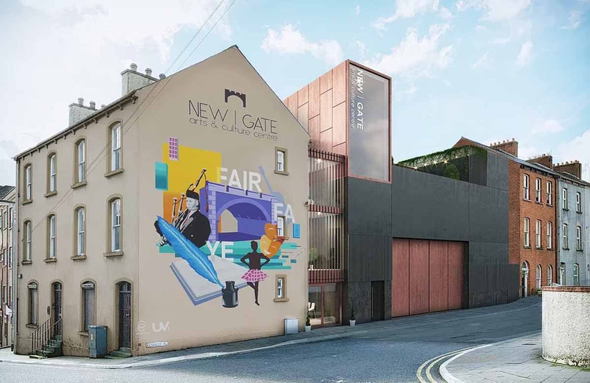 New performance space to open in Derry/Londonderry