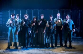 Shows, interrupted: Oliver Twist by Ramps on the Moon – 'disability was put front and centre'