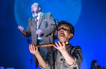 The Musician: A Horror Opera for Children