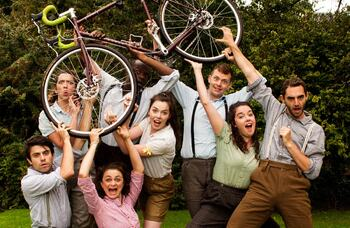 HandleBards theatre company launches artist-development programme