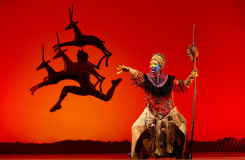 Rehearsals for Lion King's West End return hit by Covid