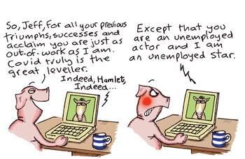 Hamlet, March 24