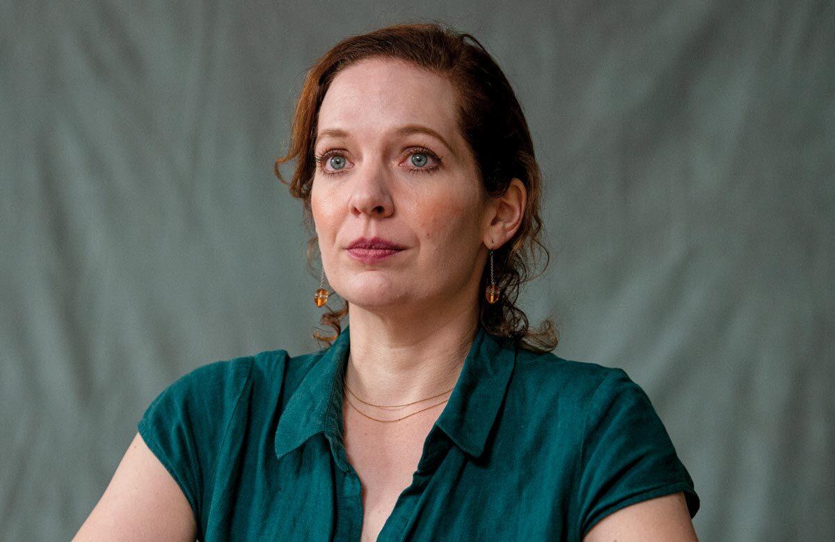 Katherine Parkinson in Sitting. Photo: Avalon/David Monteith-Hodge