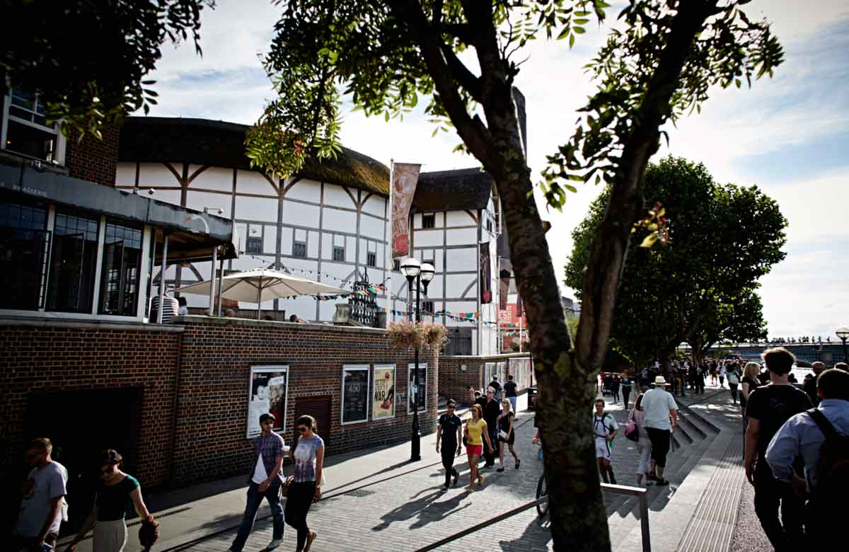 Shakespeare's Globe will operate at half pre-pandemic turnover when it reopens