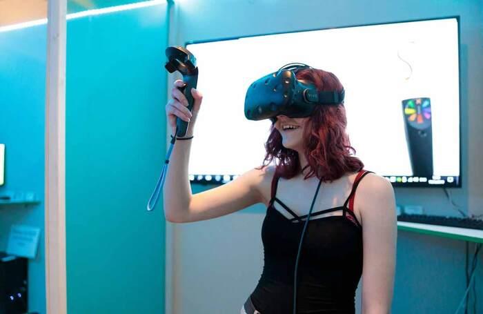 Wimbledon College of Arts' virtual theatre design course. Photo: Jonny Back/UAL