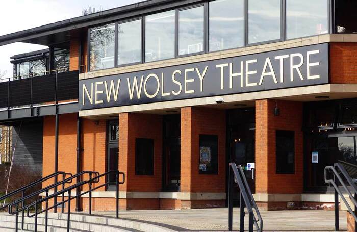 New Wolsey, Ipswich. Photo: Sue Lawther-Brown