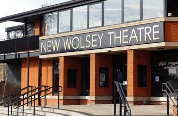 Ipswich's New Wolsey in lockdown: 'We needed to keep working. It was our way of staying sane'
